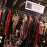Skeins of handspun art yarn and wearables