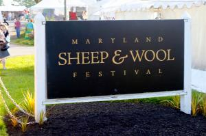Maryland Sheep and Wool Festival 2012